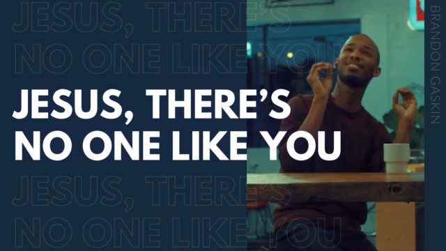 Jesus Theres No One Like You - ASL Worship
