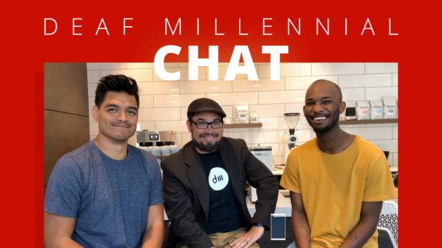 Deaf Millennial Chat: Creativity and the Upcoming Film Jesus
