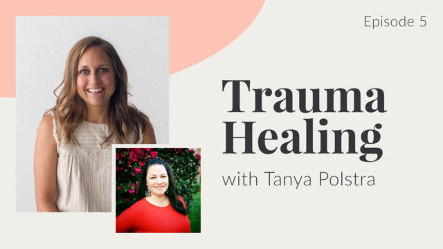 Deafinitely Gospel Centered Episode 5: Trauma Healing with Tanya Polstra