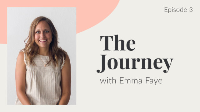Deafinitely Gospel Centered Episode 3: The Journey with Emma Faye