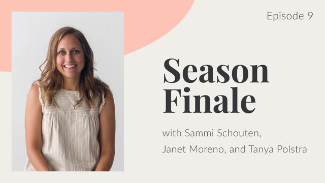 Deafinitely Gospel Centered Episode 9: Season Finale with Sammi Schouten, Janet Moreno and Tanya Polstra
