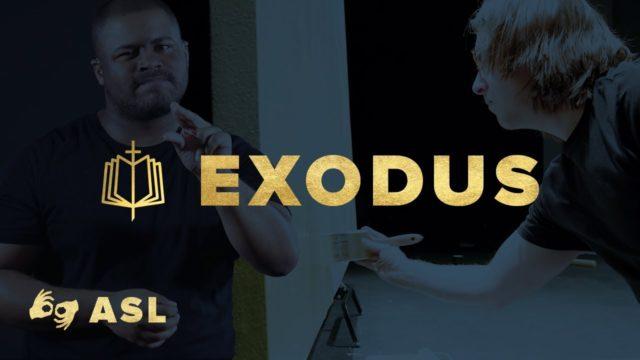 Spoken Gospel - Exodus