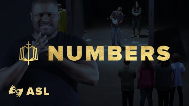 Spoken Gospel - Numbers