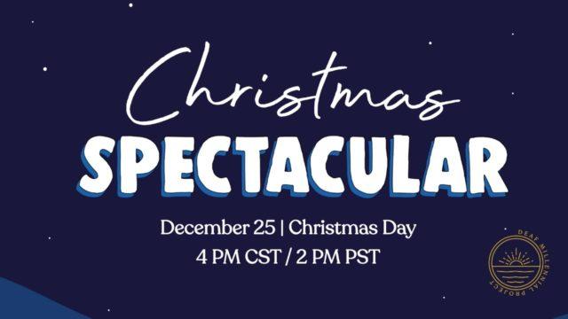 2020 Christmas Spectacular